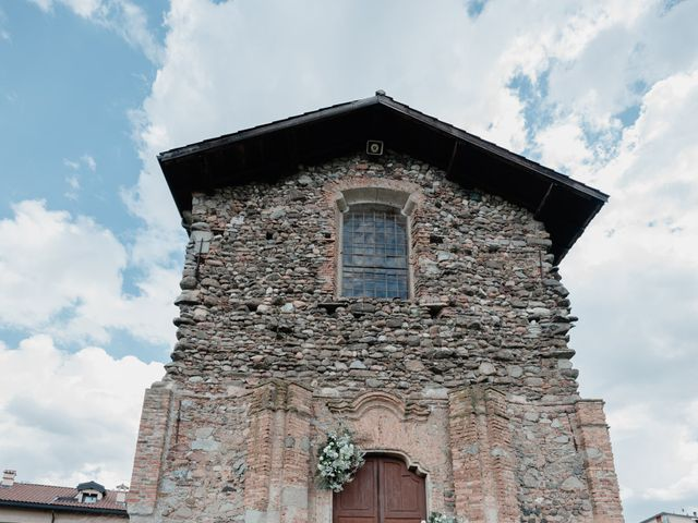 Il matrimonio di Enrico e Roberta a Varese, Varese 111