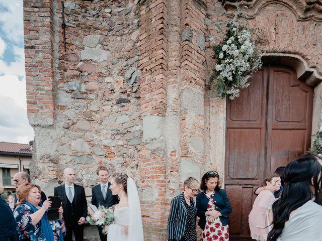 Il matrimonio di Enrico e Roberta a Varese, Varese 112