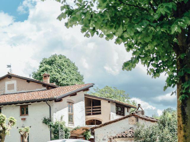 Il matrimonio di Enrico e Roberta a Varese, Varese 124