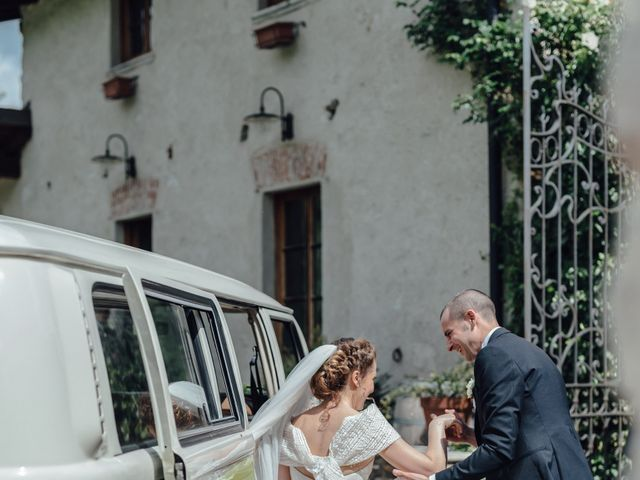Il matrimonio di Enrico e Roberta a Varese, Varese 125