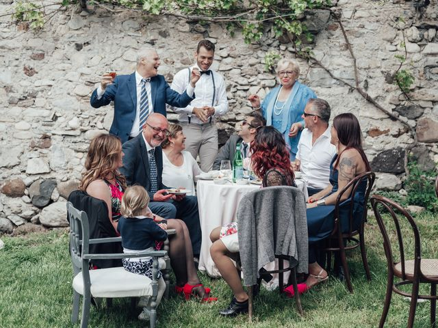 Il matrimonio di Enrico e Roberta a Varese, Varese 177