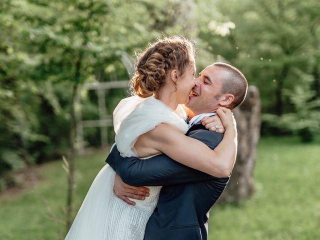Le nozze di Roberta e Enrico