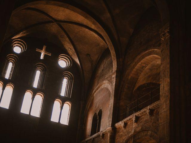 Il matrimonio di Caterina e Valerio a Rocca Susella, Pavia 10