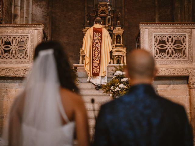 Il matrimonio di Caterina e Valerio a Rocca Susella, Pavia 15