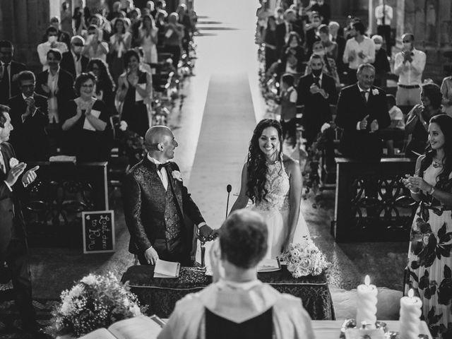 Il matrimonio di Caterina e Valerio a Rocca Susella, Pavia 21