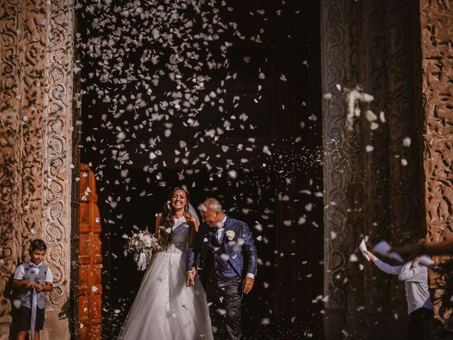 Il matrimonio di Caterina e Valerio a Rocca Susella, Pavia 22