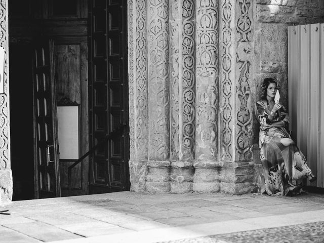 Il matrimonio di Caterina e Valerio a Rocca Susella, Pavia 23
