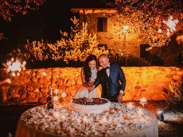 Il matrimonio di Caterina e Valerio a Rocca Susella, Pavia 32
