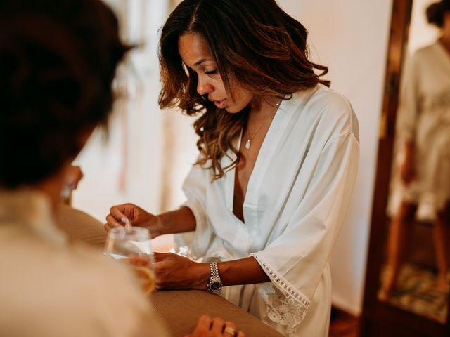Il matrimonio di Jhonny e Crystal a Conversano, Bari 7