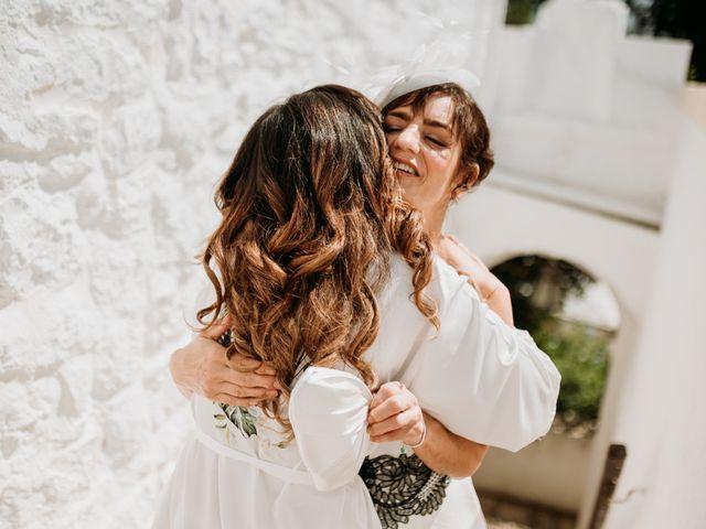 Il matrimonio di Jhonny e Crystal a Conversano, Bari 14