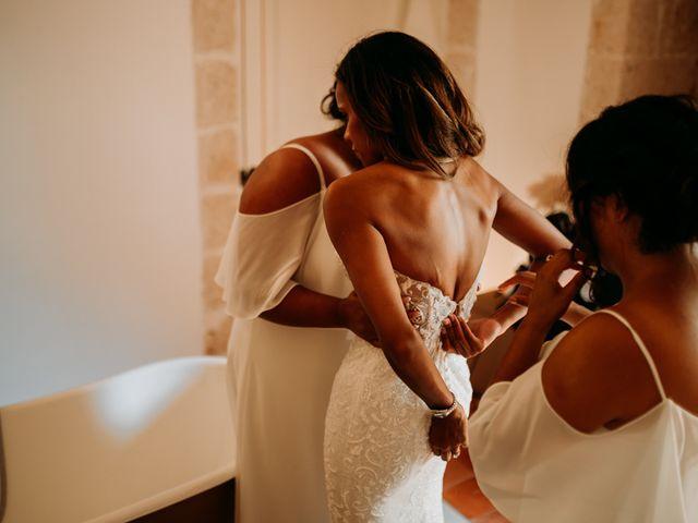 Il matrimonio di Jhonny e Crystal a Conversano, Bari 23
