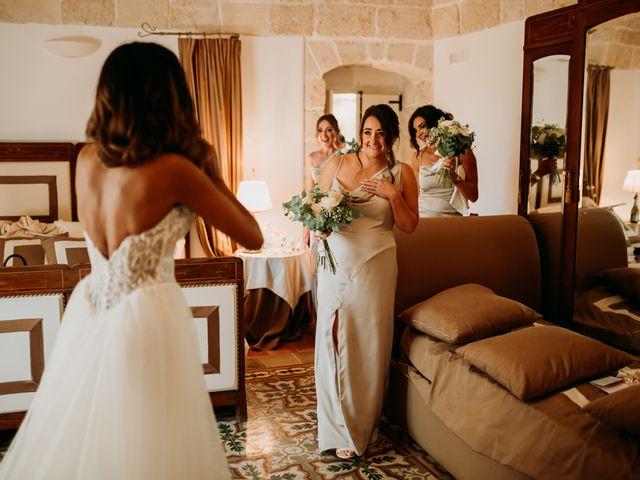 Il matrimonio di Jhonny e Crystal a Conversano, Bari 25