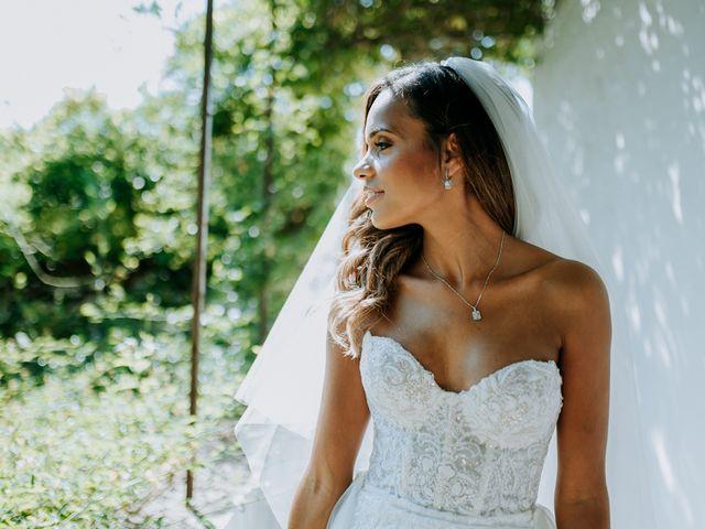 Il matrimonio di Jhonny e Crystal a Conversano, Bari 26