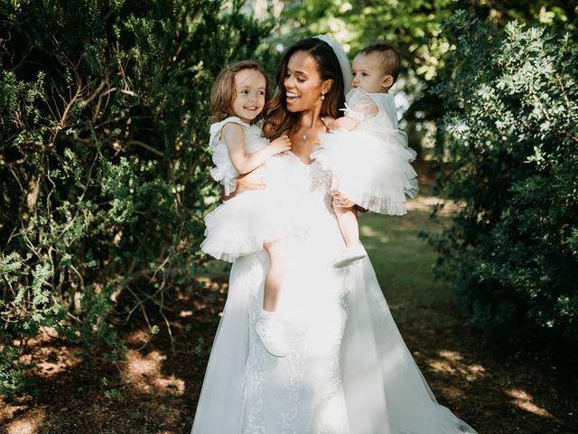 Il matrimonio di Jhonny e Crystal a Conversano, Bari 29
