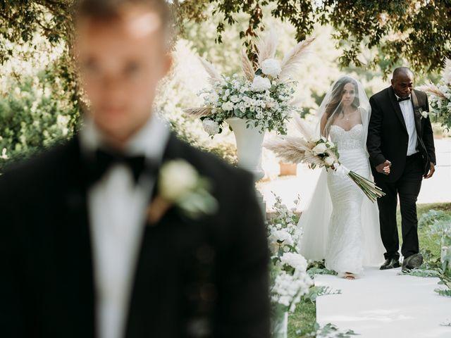 Il matrimonio di Jhonny e Crystal a Conversano, Bari 31