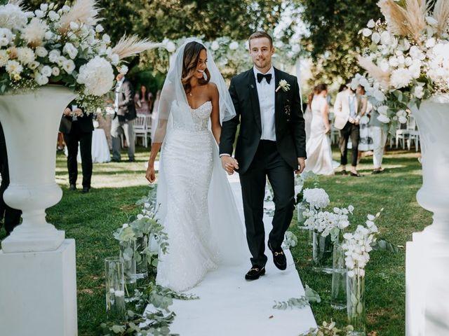 Il matrimonio di Jhonny e Crystal a Conversano, Bari 34
