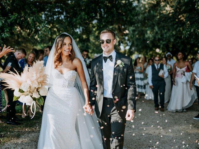 Il matrimonio di Jhonny e Crystal a Conversano, Bari 35