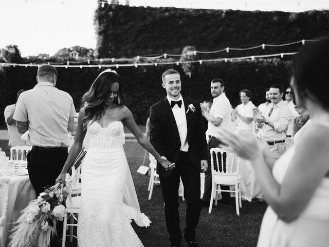 Il matrimonio di Jhonny e Crystal a Conversano, Bari 40