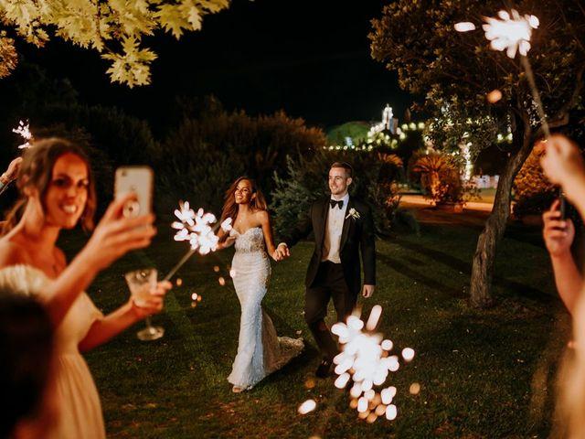 Il matrimonio di Jhonny e Crystal a Conversano, Bari 44