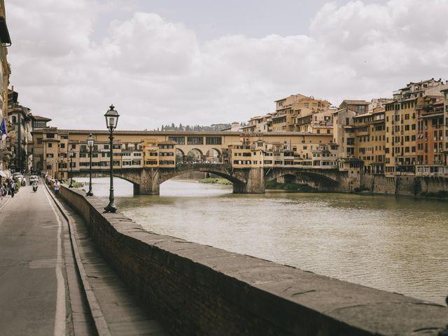 Il matrimonio di Rob e Siobhan a Firenze, Firenze 1
