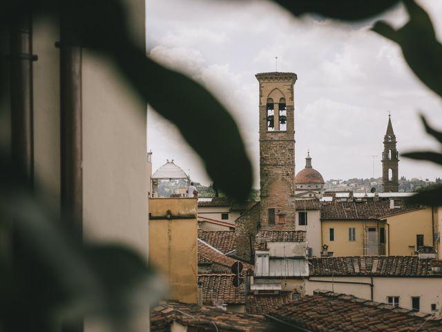 Il matrimonio di Rob e Siobhan a Firenze, Firenze 6