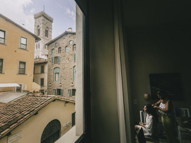 Il matrimonio di Rob e Siobhan a Firenze, Firenze 13