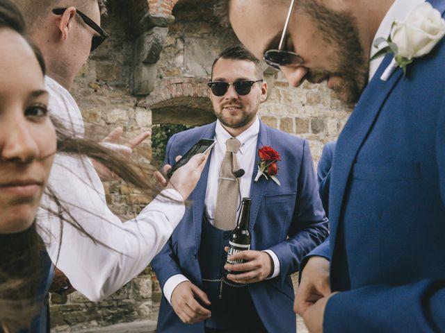 Il matrimonio di Rob e Siobhan a Firenze, Firenze 28