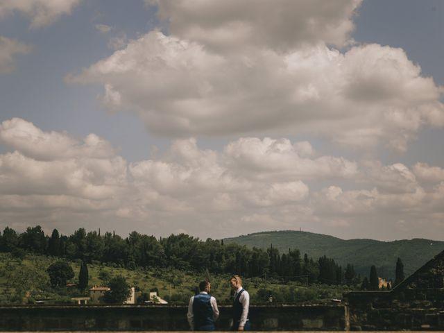 Il matrimonio di Rob e Siobhan a Firenze, Firenze 30