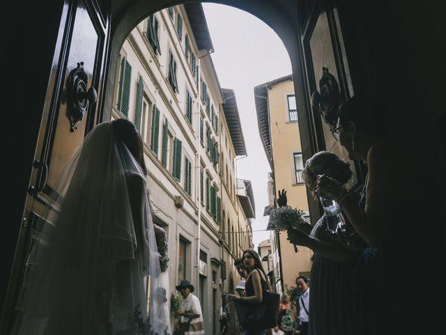Il matrimonio di Rob e Siobhan a Firenze, Firenze 34