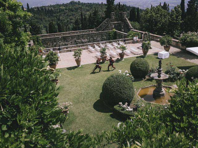 Il matrimonio di Rob e Siobhan a Firenze, Firenze 35