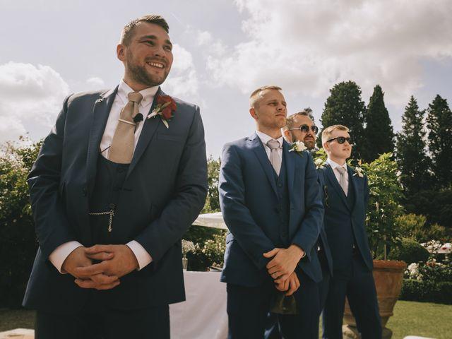 Il matrimonio di Rob e Siobhan a Firenze, Firenze 40