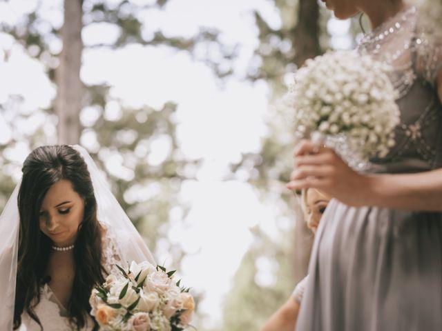 Il matrimonio di Rob e Siobhan a Firenze, Firenze 41