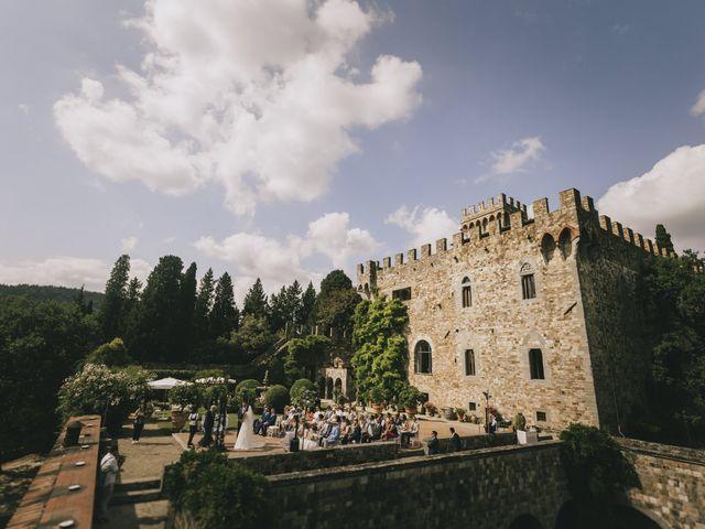 Il matrimonio di Rob e Siobhan a Firenze, Firenze 43