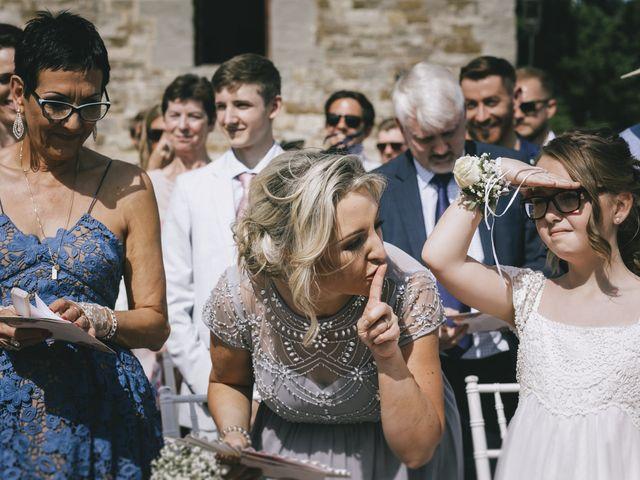 Il matrimonio di Rob e Siobhan a Firenze, Firenze 45