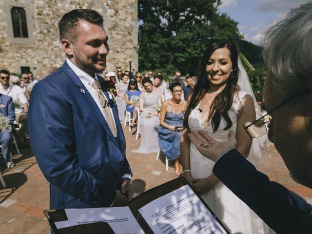 Il matrimonio di Rob e Siobhan a Firenze, Firenze 46