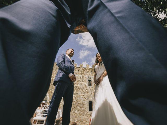 Il matrimonio di Rob e Siobhan a Firenze, Firenze 47