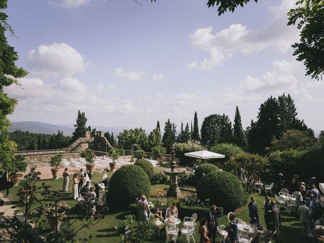 Il matrimonio di Rob e Siobhan a Firenze, Firenze 50
