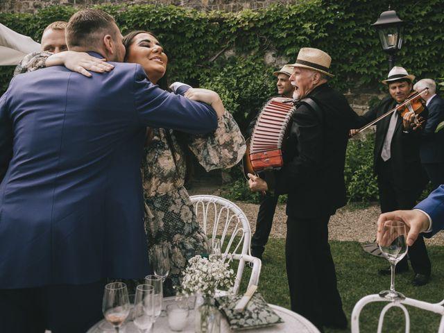Il matrimonio di Rob e Siobhan a Firenze, Firenze 51