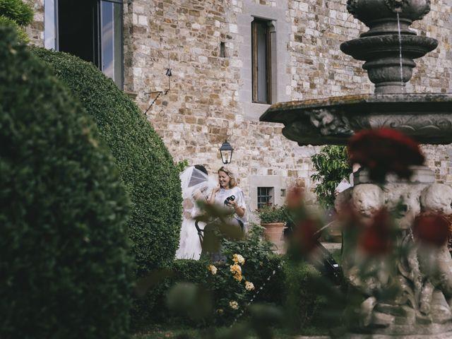 Il matrimonio di Rob e Siobhan a Firenze, Firenze 52