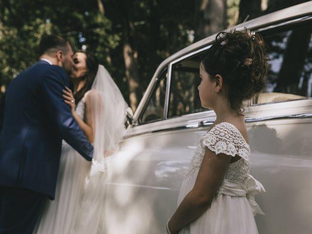 Il matrimonio di Rob e Siobhan a Firenze, Firenze 58
