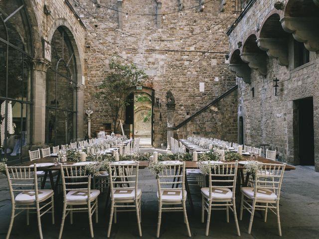 Il matrimonio di Rob e Siobhan a Firenze, Firenze 61