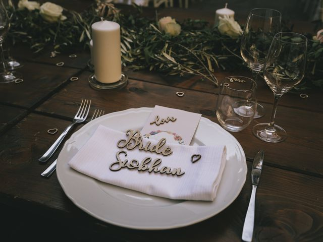 Il matrimonio di Rob e Siobhan a Firenze, Firenze 62
