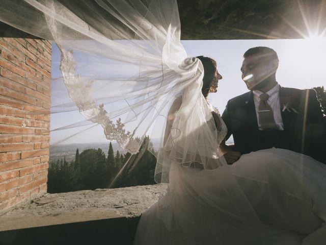 Il matrimonio di Rob e Siobhan a Firenze, Firenze 65