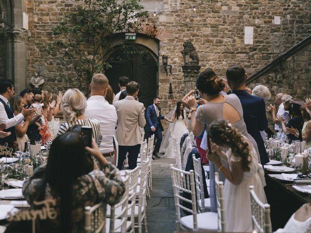 Il matrimonio di Rob e Siobhan a Firenze, Firenze 66