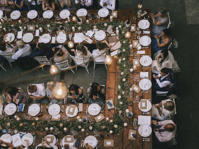 Il matrimonio di Rob e Siobhan a Firenze, Firenze 67