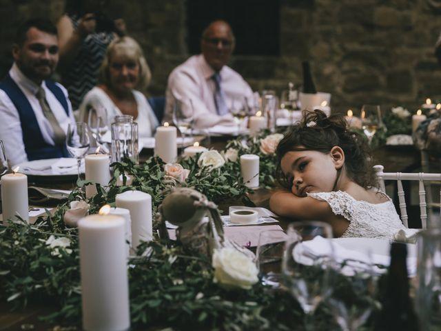 Il matrimonio di Rob e Siobhan a Firenze, Firenze 68