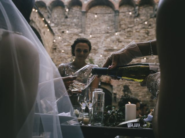 Il matrimonio di Rob e Siobhan a Firenze, Firenze 69