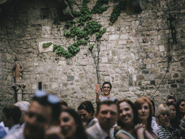 Il matrimonio di Rob e Siobhan a Firenze, Firenze 72