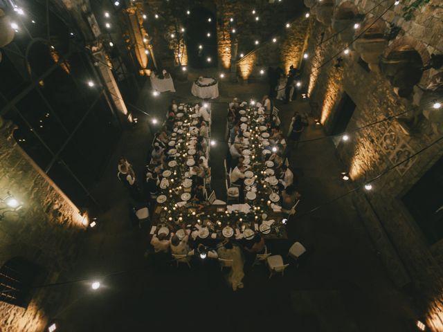 Il matrimonio di Rob e Siobhan a Firenze, Firenze 74