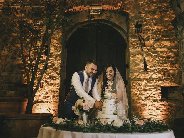 Il matrimonio di Rob e Siobhan a Firenze, Firenze 75